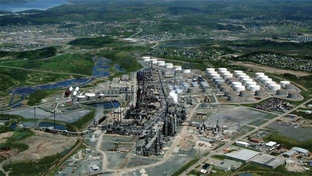 A minor explosion at the Irving Oil Ltd. refinery in Saint John caused prices for gasoline trading to jump in New York last week.