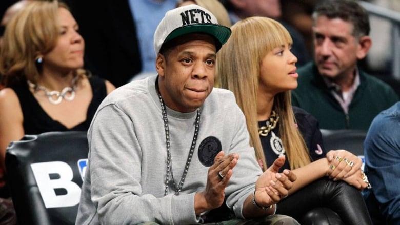 timeless design f8cb5 43f82 Jay-Z set to sell minority share of Brooklyn Nets   CBC Sports