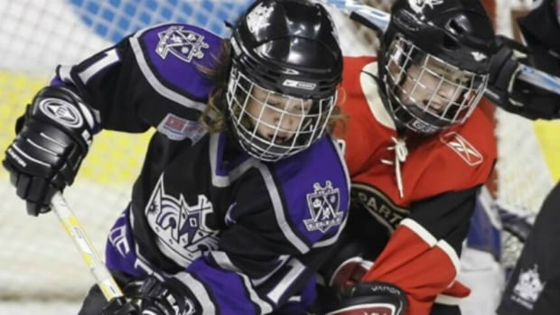 Bodychecking at the peewee (ages 11 and 12) level was banned as of the 2013/14 season.