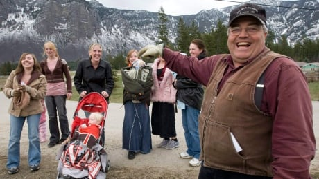 Winston Blackmore religious leader of the polygamous community of Bountiful, B.C.