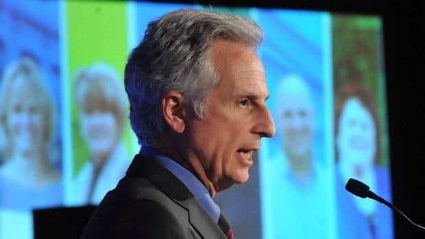David Goldbloom, chair of the Mental Health Commission of Canada, said Canadians shouldn't waste the opportunity to help reform the mental health system when a landmark strategy was launched Tuesday.