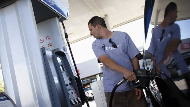 Rising gasoline prices help send inflation higher in January.
