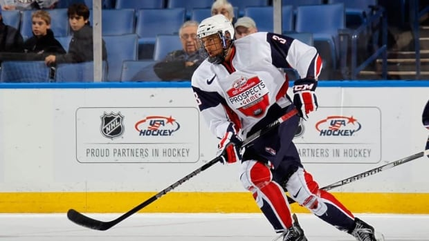 Seth Jones is the top-rated North American skater for Sunday's NHL entry draft, but it's not likely the Colorado Avalanche will make him the No. 1 pick.