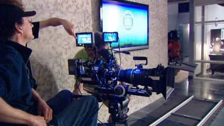 B C  film industry seeks tax break in 'bad year' | CBC News