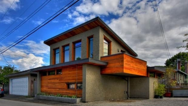 Laneway houses in Vancouver can have up to 500 square feet of floor space.