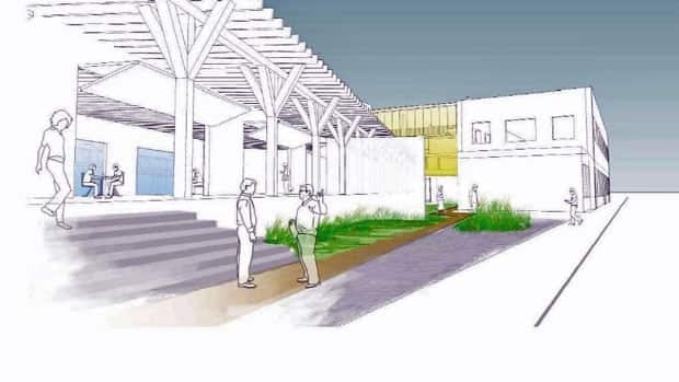 Architecture School Design Inviting To Public Sudbury Cbc News