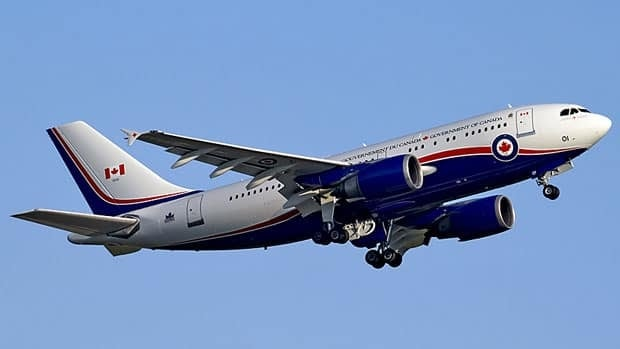 Prime Minister Stephen Harper's plane has received a fresh look due to a $50,000 paint job just in time for his trip to Europe next week. The Prime Minister's Office has for years wrestled with the Defence Department over the colours of the plane.