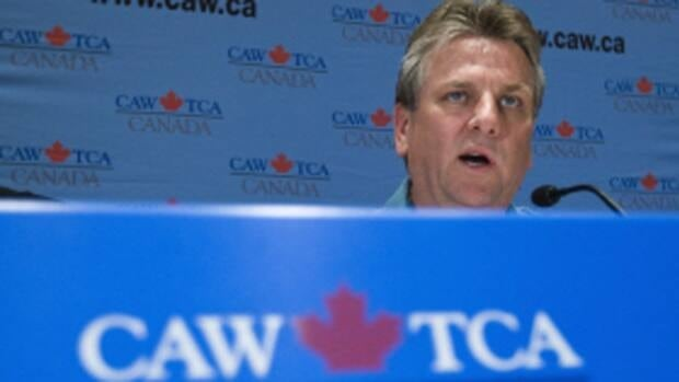 CAW president Ken Lewenza said a new approach to organized labour is required in light of what he calls the government's attack on unions.