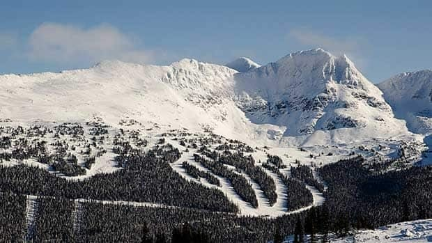 A skier has died on Blackcomb Mountain, according to Whistler, B.C. RCMP.