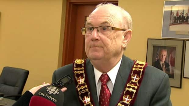 Paradise Mayor Ralph Wiseman says the town will join the St. John's Regional Fire Department.