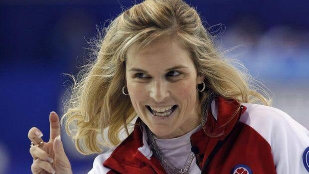 Jennifer Jones is a four-time Canadian champion.