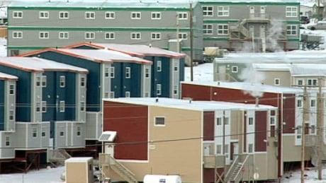 With 2-bedroom flats renting for $2,600 a month, Iqaluit needs more social housing, says CMHC