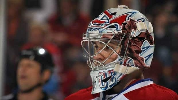 Goalie Carey Price has a 2.37 goals-against average for the Canadiens, who currently sit 14th in the Eastern Conference.