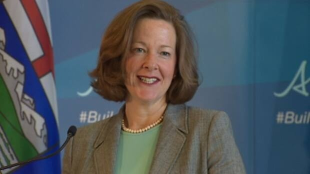 Premier Alison Redford announced in Calgary the expansion of Alberta's foreign trade offices.