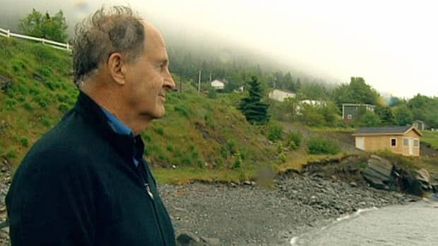 Jonathan Moir is co-owner of one of the last cod farms left in the province, the Newfoundland Cod Broodstock Company.