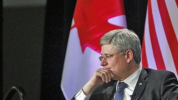 With so much economic and other uncertainty will this be Stephen Harper's most challenging year?