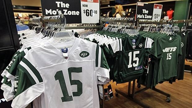 Nike Reebok Settle Fight Over Tebow Apparel Cbc Sports