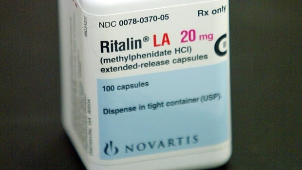 Ritalin, a stimulant, is commonly prescribed to help treat attention deficit hyperactivity disorder (ADHD).