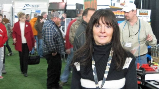 Organizer Nancy Milani said about 15,000 people attended the Outdoor Show Feb. 24-26, at the sports dome on Thunder Bay's CLE Grounds.