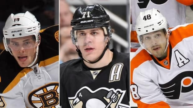 Tyler Seguin, Evgeni Malkin and Daniel Briere aren't playing in NHL hockey, but they are putting up big points playing professional hockey in Europe and Russia.