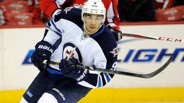 Evander Kane and the Winnipeg Jets will move to the Western Conference after spending their first two seasons in the East.