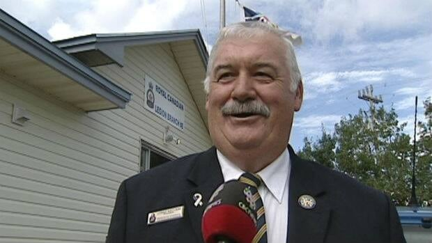 Outgoing Legion president Aiden Crewe says they've used a one-on-one approach to recruit new members.