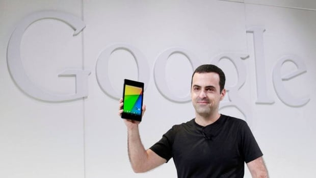The new Nexus 7 tablet was unveiled by Google executives, including Hugo Barra, director of product management for Google's Android division,  during an event at Dogpatch Studio in San Francisco.