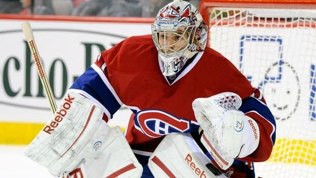 Considering the team in front of him, Montreal goalie Carey Price posted a solid .916 save percentage last season, right in line with his career mark.