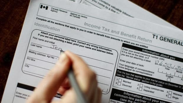 Statistics Canada says the number of people reporting charitable donations on their 2011 tax returns slipped 0.6 per cent from 2010 to 5.7 million.