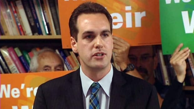 Erin Weir is the second person to announce he's running for the Saskatchewan NDP leadership.