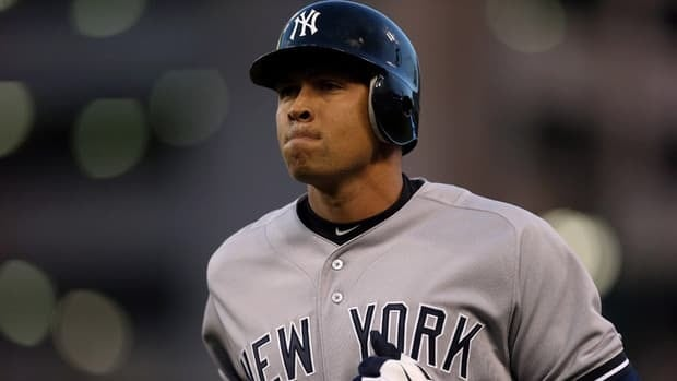 New York Yankees third baseman Alex Rodriguez is  is expected to be sidelined until at least the MLB All-Star break.