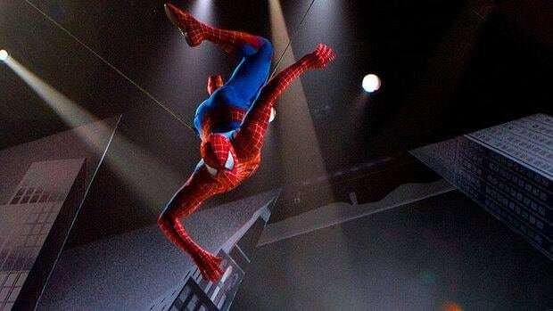 Julie Taymor, original director and co-writer of the musical Spider-Man: Turn Off the Dark is now being countersued by the hit show's producers.