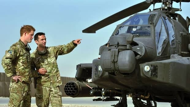 Prince Harry will start work as an Apache co-pilot and gunner within 10 days in the restive Afghan province of Helmand, the British military says.