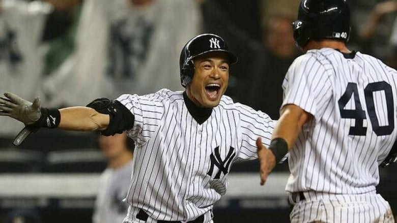 newest 05a7f 64486 Ichiro Suzuki to have expanded role for Yankees in ALDS ...