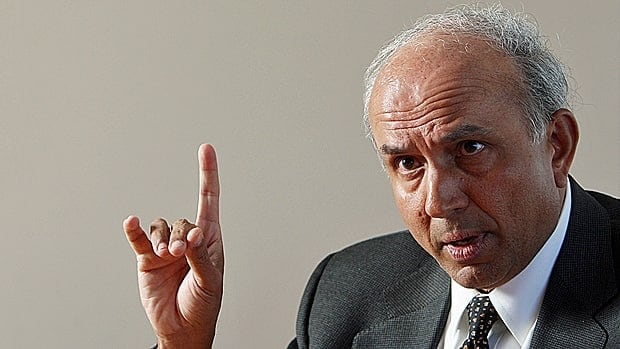 Prem Watsa is the chair of Fairfax Financial Corp. He increased his RIM stake to more than 5 per cent this week.