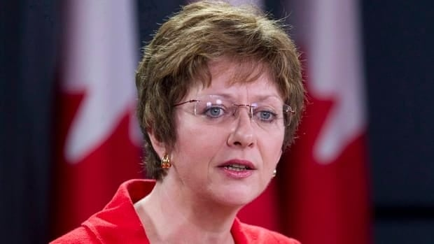 Minister of Human Resources Diane Finley said the changes to EI will make it easier for Canadians to find work.