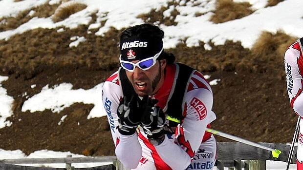 Brian McKeever of Canada, seen in 2011, racked up another laurel in his impressive career.