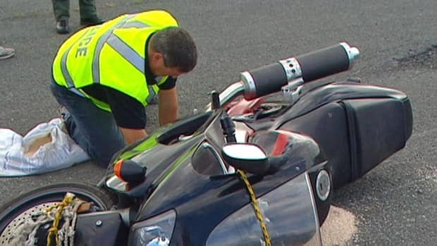 Police are reminding all drivers to slow down and be aware of motorcyle drivers as spring weather brings them out to the roads.