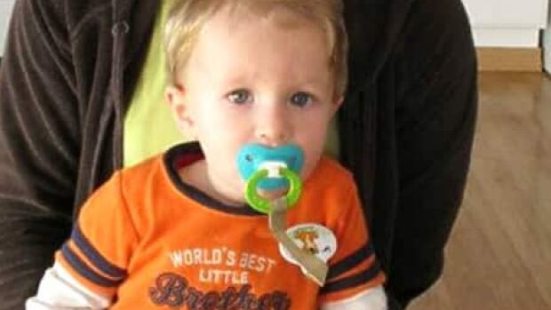 Ezekiel Stephan of Raymond, Alta., died in March 2012. An autopsy shows he had meningitis.
