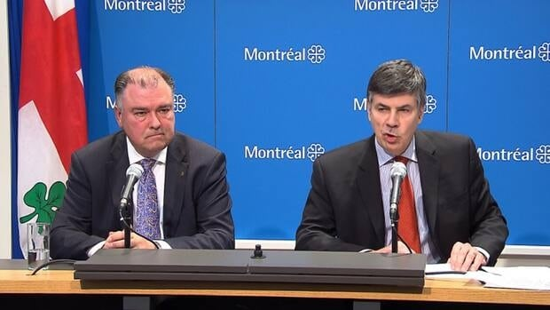 "Montreal's director general says he believes people opposing his goals of transparency fed ""half-truths"" to the commission in charge in inspecting the city's hiring practices."