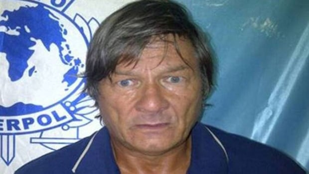 Interpol has been searching for 59-year-old Michel Levis since June.