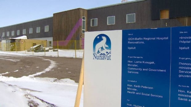 A Dowland company walked away from renovations at Iqaluit's Qikiqtani General Hospital in 2013, and defaulted on the $36 million project.
