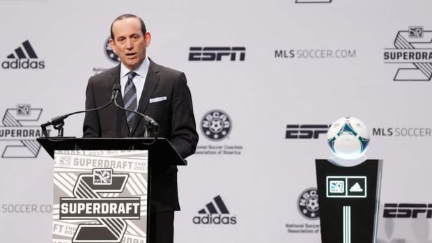 "MLS commissioner Don Garber told the Associated Press the league's owners plan to discuss expansion ""in great detail"" on Wednesday."