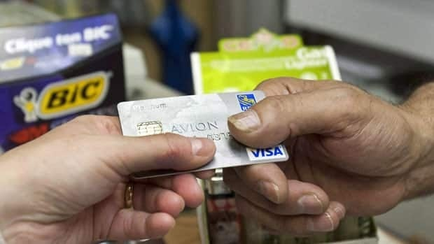 Small business says merchants need to have the right to refuse high-cost credit or debit cards or add limited surcharges.