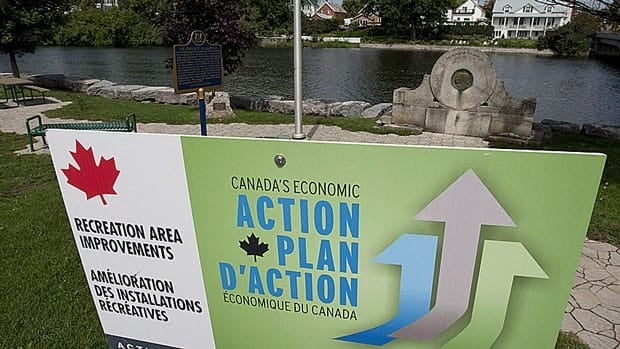 The Conservative government has approved tens of millions of dollars in 'economic action plan' ads this year even as it cites fiscal restraint to cut programs such as scientific research and environmental monitoring.