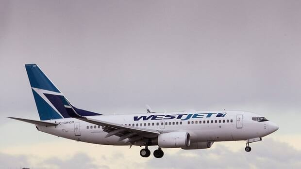 A WestJet saw a rise in passenger traffic in June of more than eight per cent over June 2012, but its capacity also increased in that time so the measure of how full its planes were overall was down when compared with a year ago.