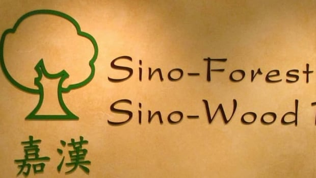Although it was based in Ontario, Sino-Forest conducted most of its business in China until it collapsed in 2012.