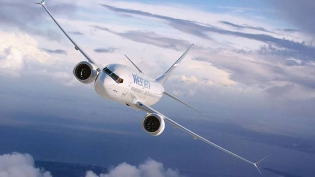 WestJet has signed a letter of intent to order 65 new Boeing 737 MAX aircraft.