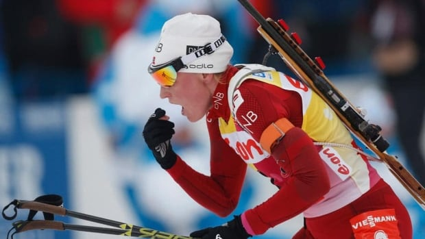 Norway's Tora Berger won four gold medals and silver at the world championships last month.