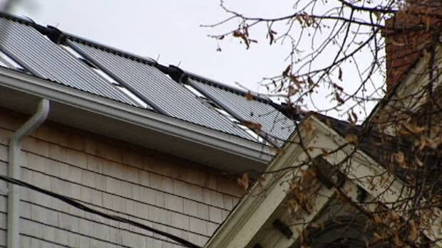 The Solar City project is designed to help up to 700 home owners install solar panels to cut down on non-renewable energy use.